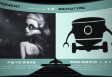 mentalgirl Psycwave pixar disney personnage character indestructibles incredibles