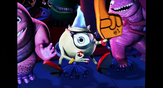mere bob mother mike personnage character monstres monsters inc cie disney pixar