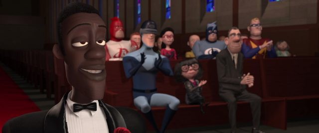 metaman personnage character indestructibles incredibles disney pixar