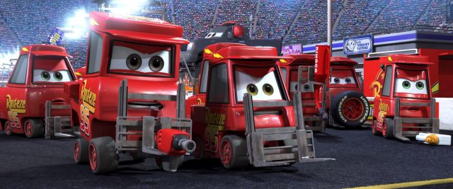 michel personnage character cars disney pixar