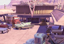 miles meattruck malone personnage character pixar disney cars