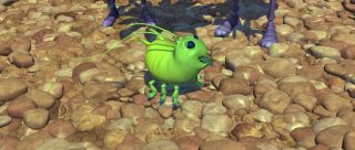 mim pixar disney personnage character 1001 pattes a bug life