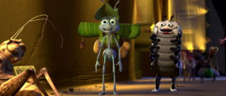 insecte mime bug pixar disney personnage character 1001 pattes a bug life