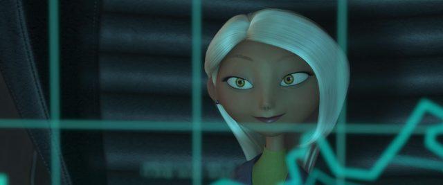 mirage personnage character indestructibles incredibles disney pixar