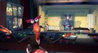 miss flint pixar disney personnage character monstres cie monsters inc