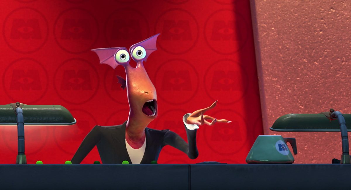 miss flint personnage character monstres monsters inc cie disney pixar