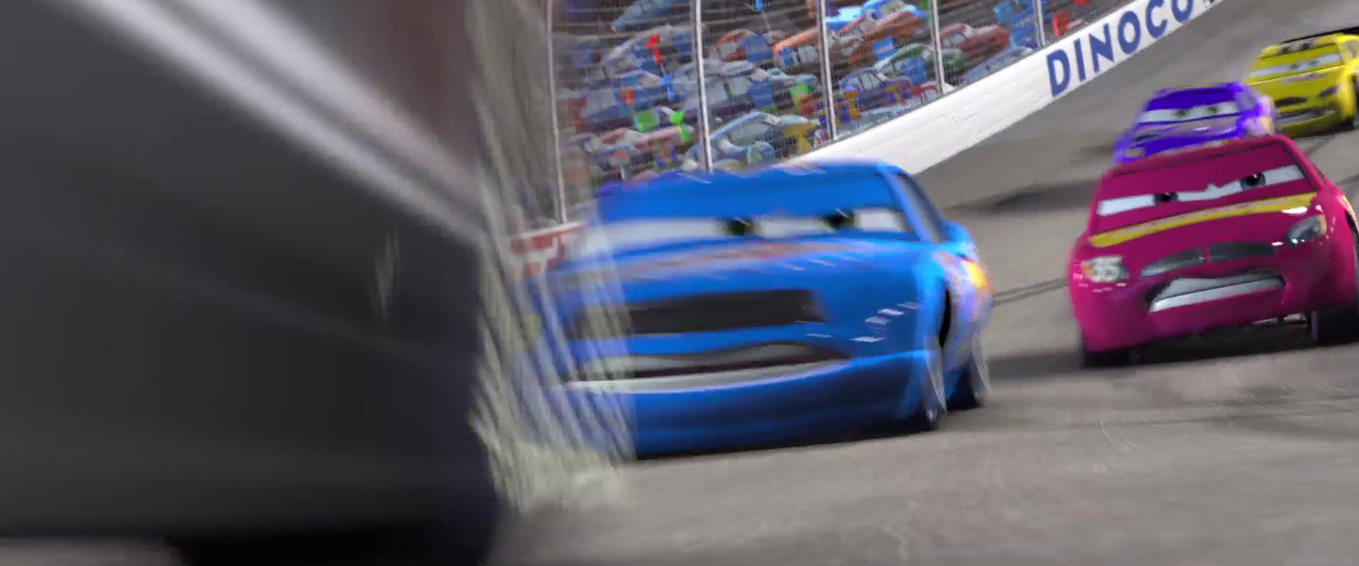 misti motorkrass personnage character pixar disney cars