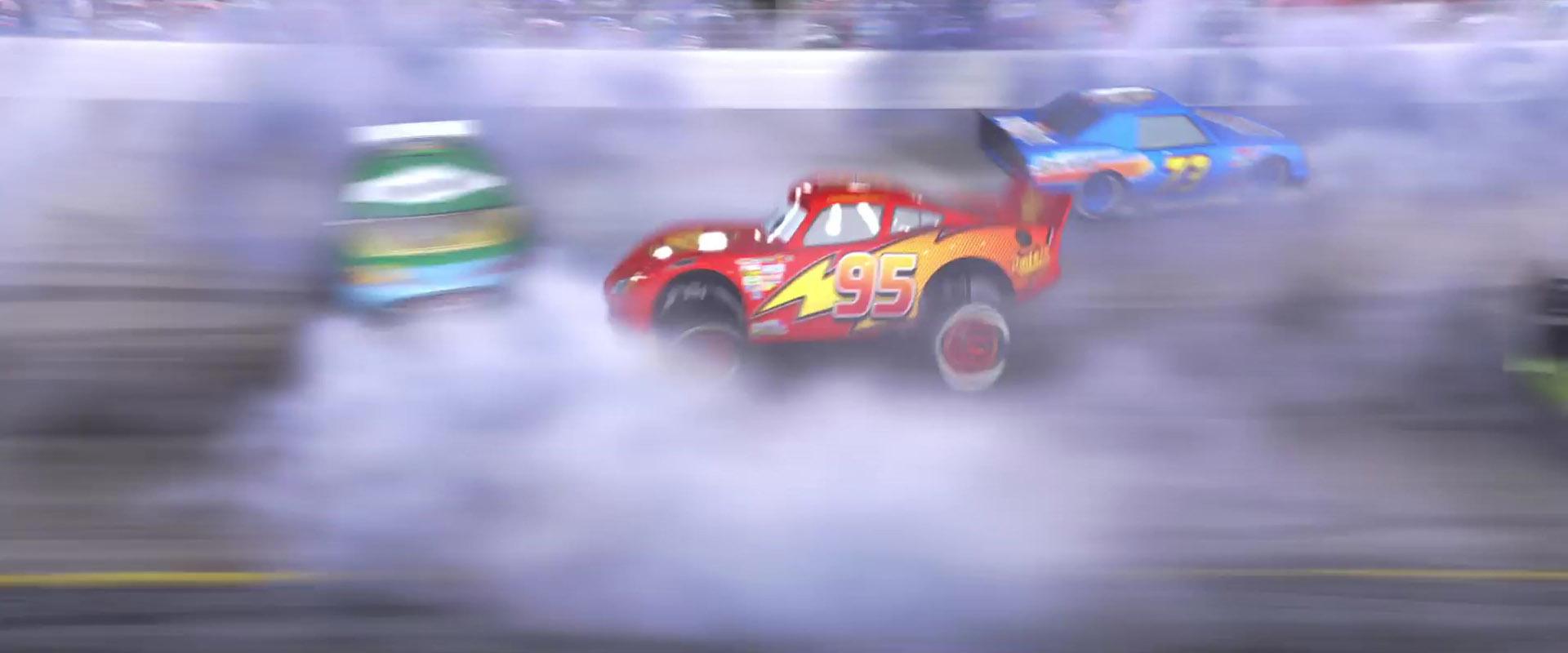 Misti Motorkrass Character From Cars Pixar Planet Fr