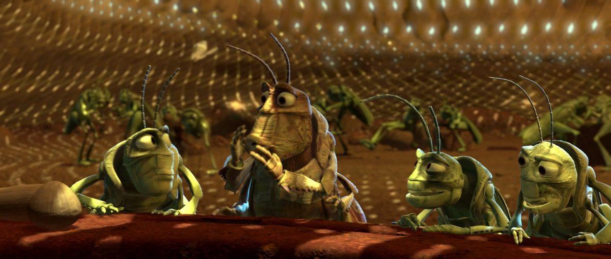 momo fada axel loco personnage character 1001 pattes bug life disney pixar