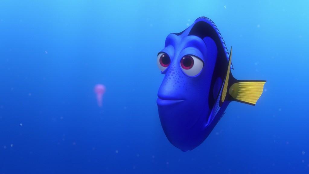le monde de nemo finding pixar disney