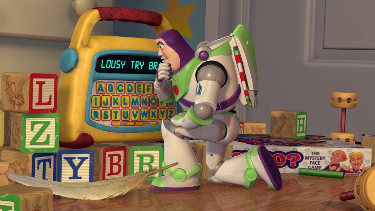 monsieur alphabet spell personnage character disney pixar toy story