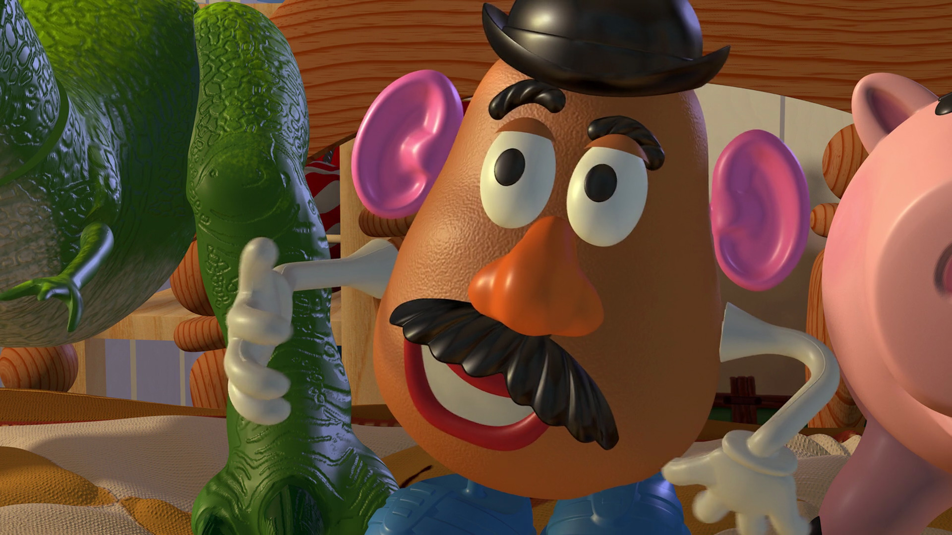 Monsieur patate personnage dans toy story pixar planet fr - Monsieur patate toy story ...