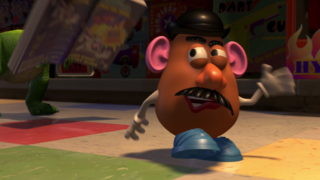 monsieur patate potatoe head pixar disney personnage character toy story 2