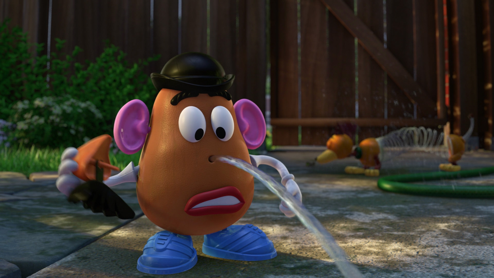 Mr potato head character from toy story pixar planet fr - Madame patate toy story ...