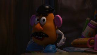 monsieur patate potato head   personnage character pixar disney toy story angoisse motel terror