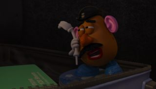 monsieur patate potato head   personnage character pixar disney toy story angoisse motel terror