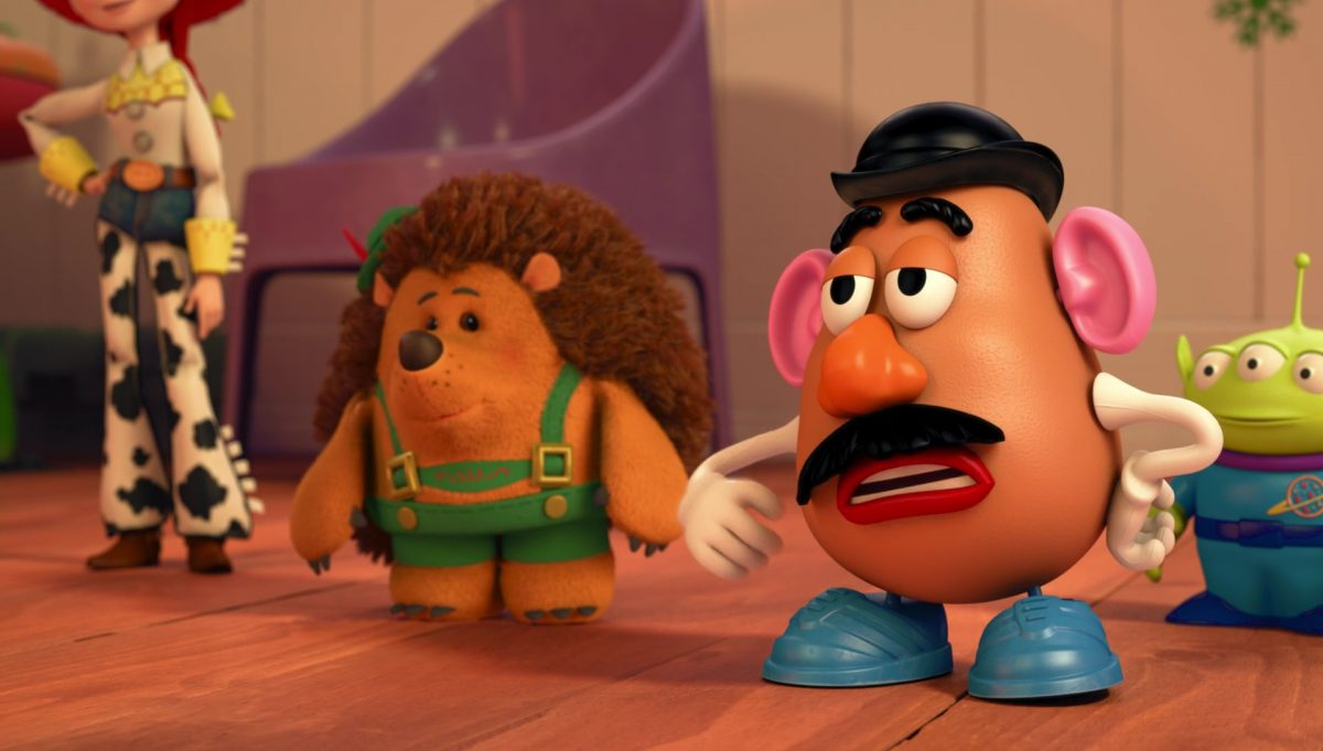 monsieur patate potato head personnage character disney pixar toy story