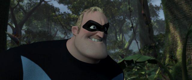 monsieur robert parr personnage character indestructibles incredibles disney pixar