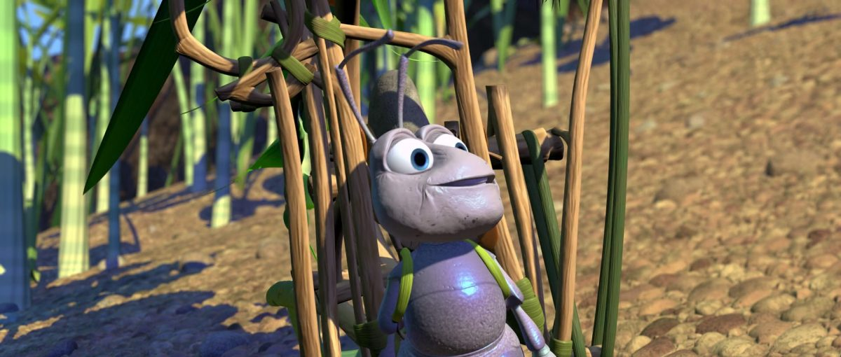monsieur somme thorny personnage character 1001 pattes bug life disney pixar