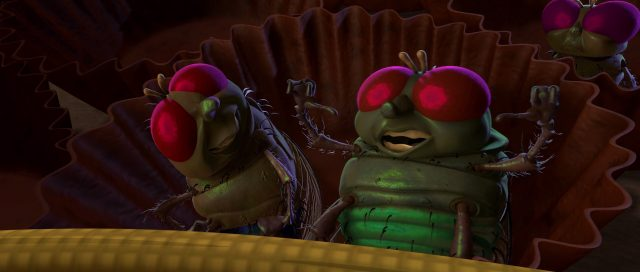 frère mouche fly brother personnage character 1001 pattes bug life disney pixar