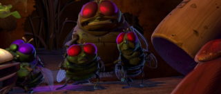 fly brothers mouche pixar disney personnage character 1001 pattes a bug life