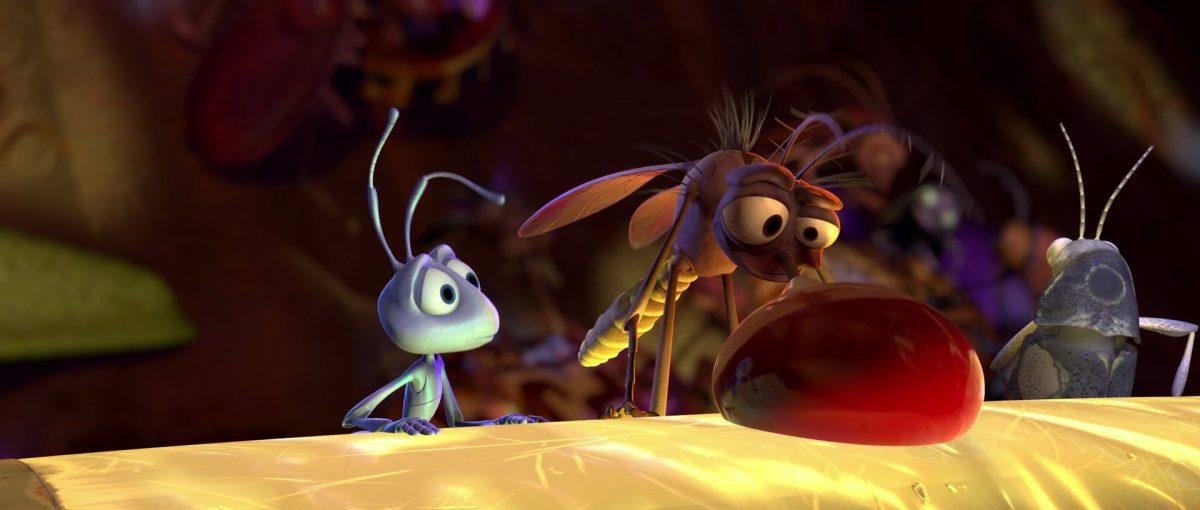 moustique mosquito personnage character 1001 pattes bug life disney pixar