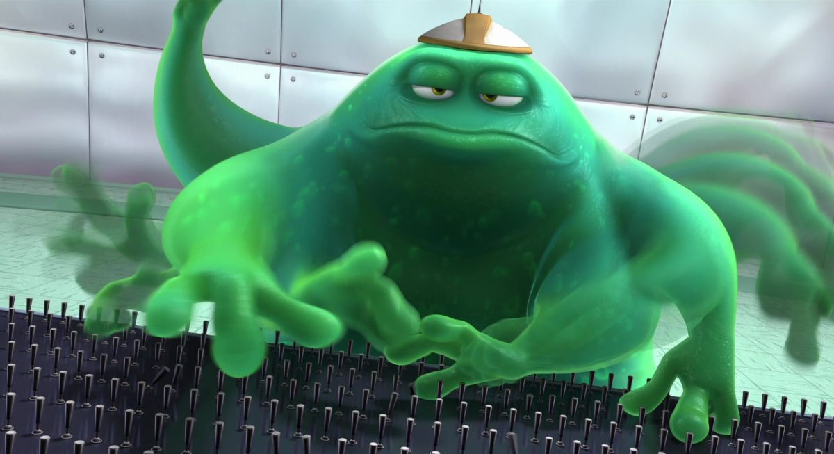 mr b extra terrien lifted personnage character disney pixar