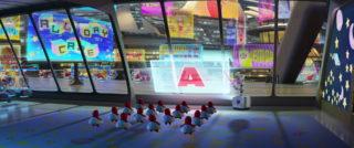 nan-e pixar disney personnage character wall-e