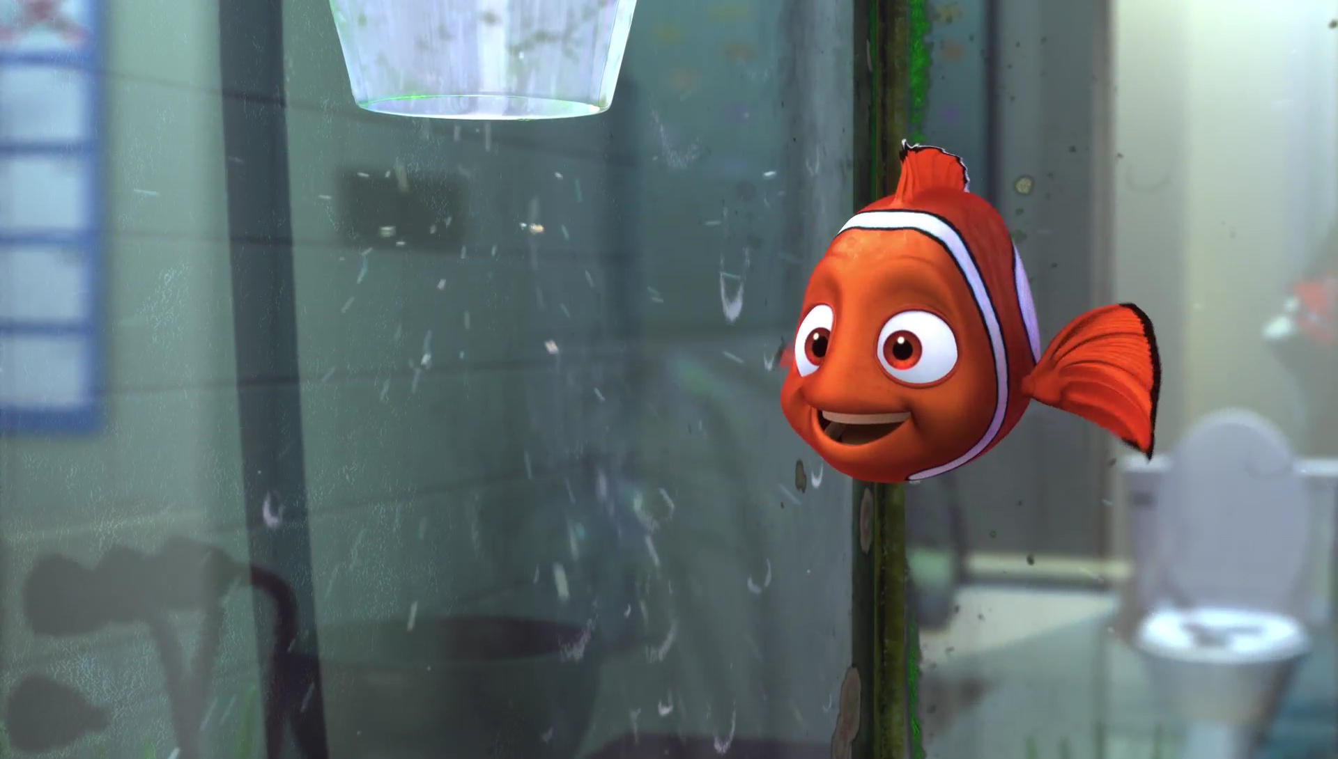 """Toy Cars Movies : Nemo character from """"finding pixar planet"""