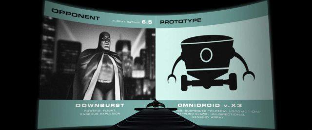 neutronick personnage character indestructibles incredibles disney pixar