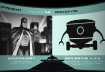 Downburst neutronick pixar disney personnage character indestructibles incredibles