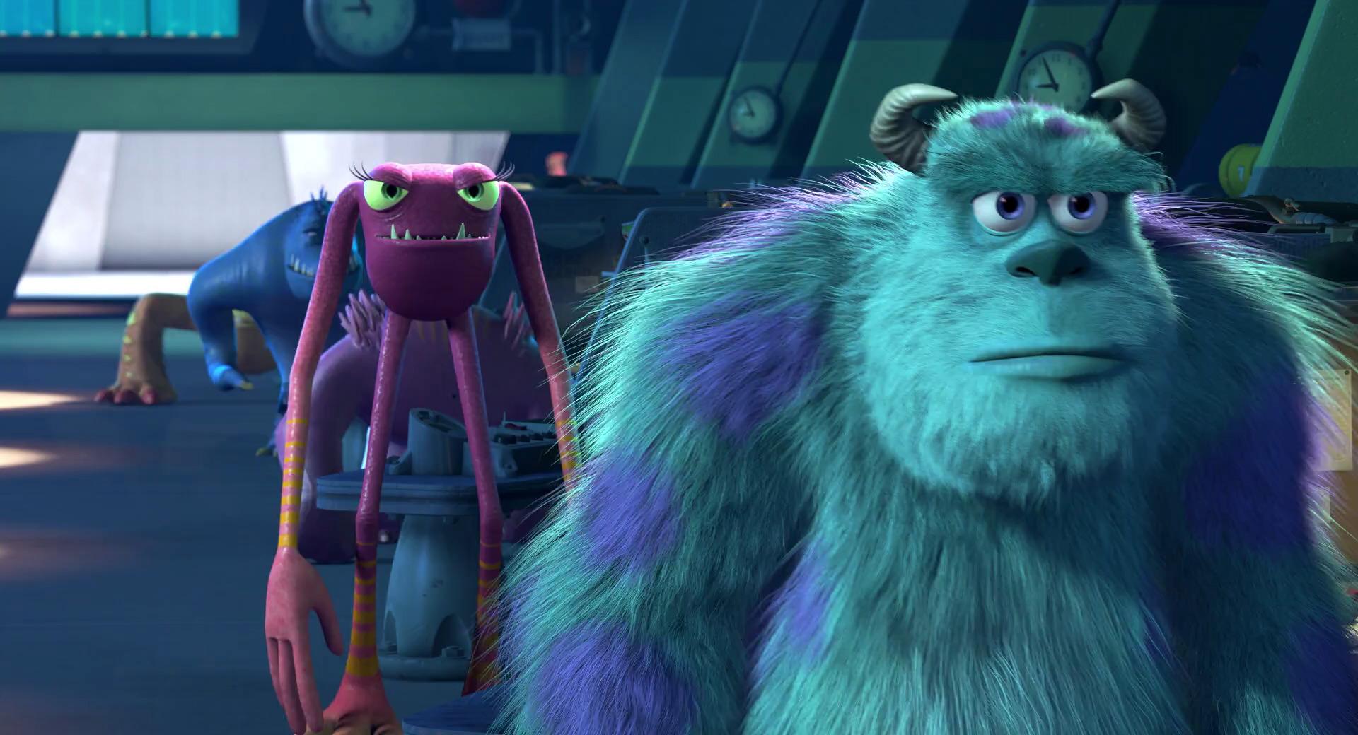 "Nick ""Lanky"" Schmidt, character from ""Monsters, Inc "" | Pixar-Planet Fr"