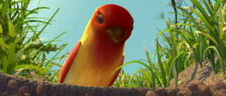 oiseau bird pixar disney personnage character 1001 pattes a bug life