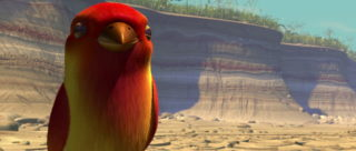 oiseau bird pixar disney personnage character 1001 pattes a bug life