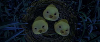 oisillon chicks pixar disney personnage character 1001 pattes a bug life