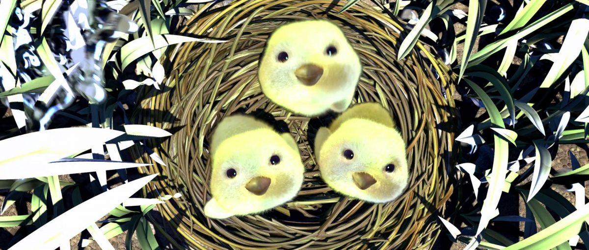 oisillon chicks personnage character 1001 pattes bug life disney pixar