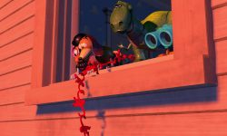 oustiti monkey personnage character disney pixar toy story