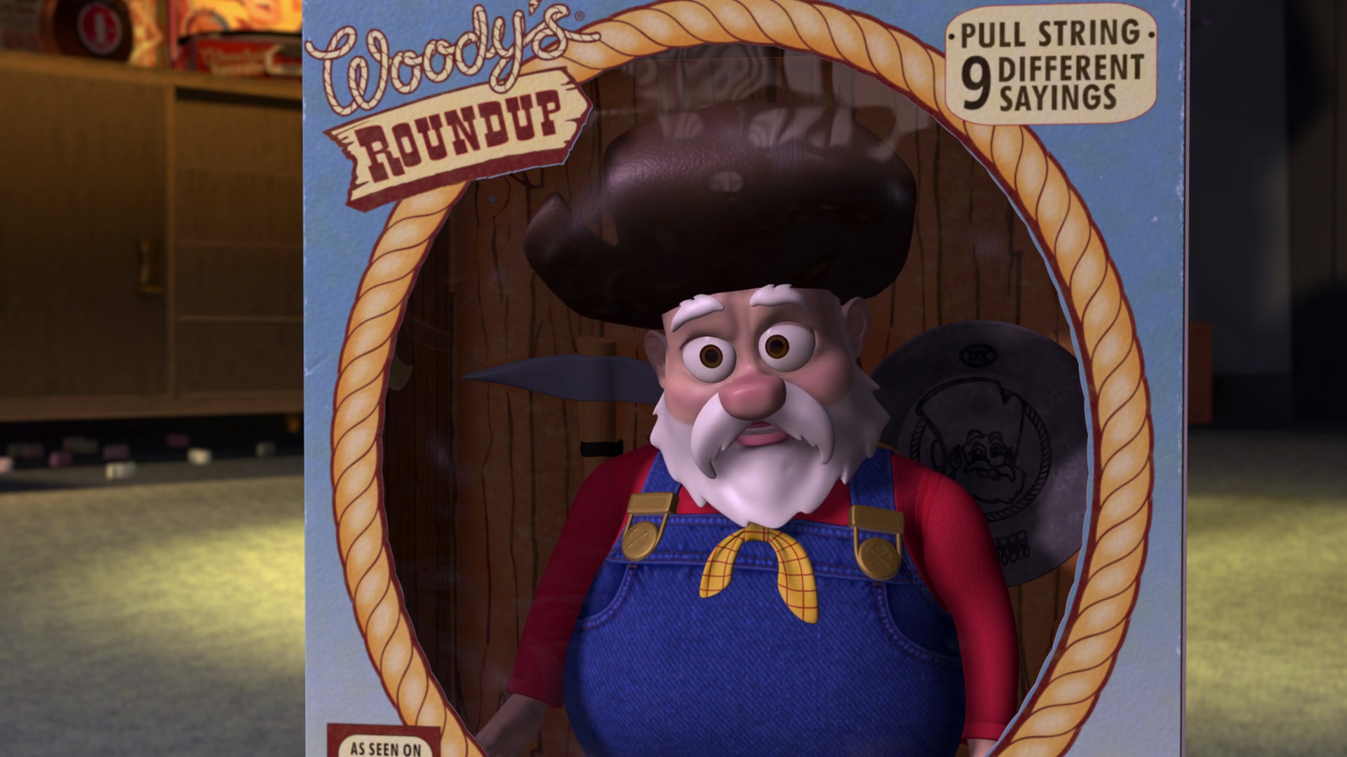 Papi P 233 Pite Personnage Dans Toy Story 2 Pixar Planet Fr