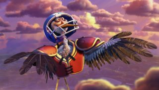 peck personnage character pixar disney passage nuageaux partly cloudy