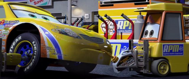 petrol pulaski personnage character cars disney pixar
