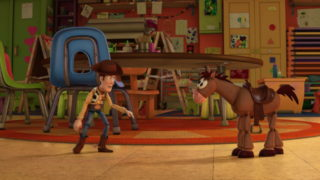 pile-poil bullseye pixar disney personnage character toy story 3