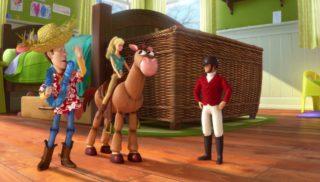 pile-poil bullseye personnage character pixar disney toy story toons hawai vacances