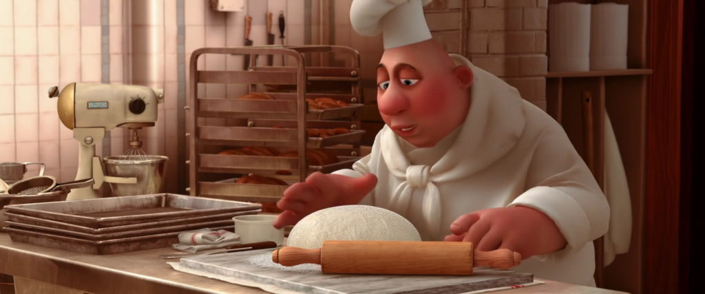 pompidou personnage character pixar disney ratatouille