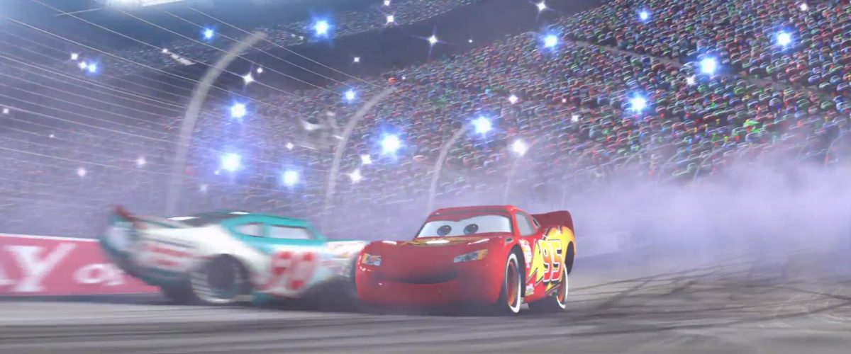 ponchy wipeout personnage character cars disney pixar
