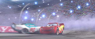ponchy wipeout personnage character pixar disney cars