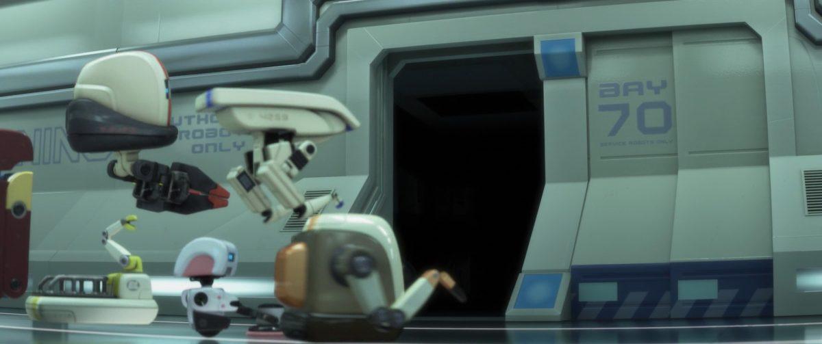 pow-r personnage character wall-e disney pixar