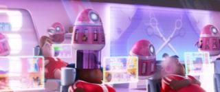 pr-t pixar disney personnage character wall-e