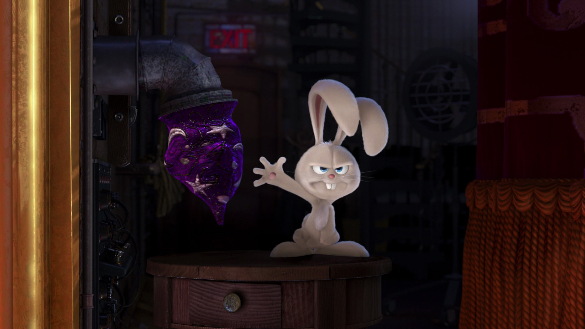 image presto disney pixar