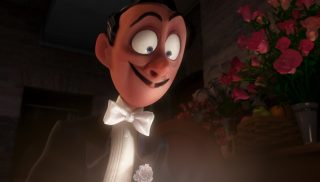 presto digiotagione personnage character pixar disney presto