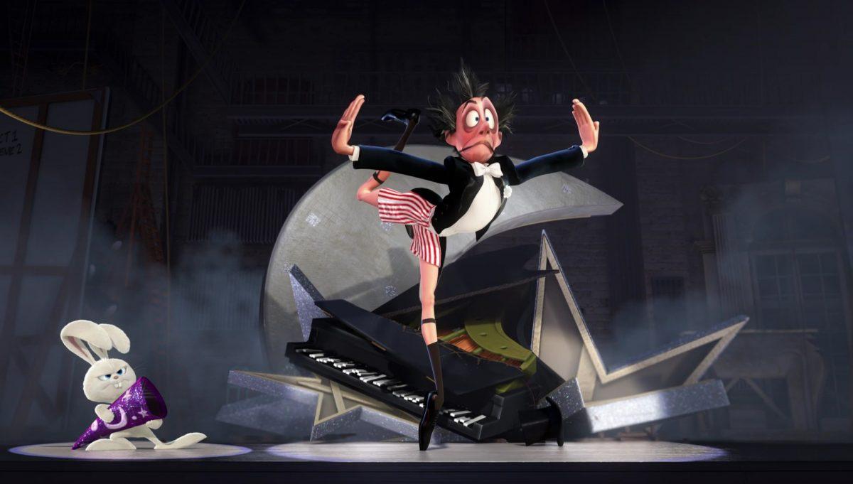 presto personnage character disney pixar